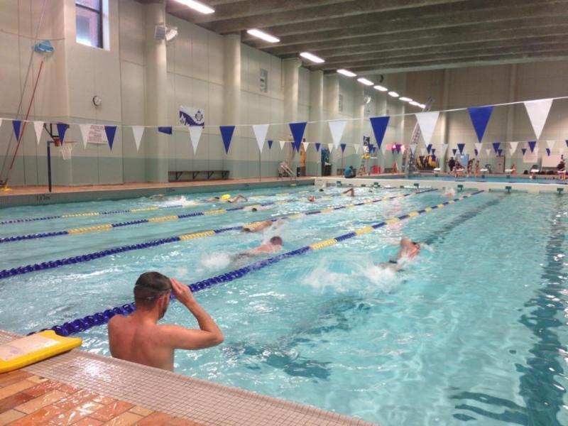 Swimming Team Edmonton